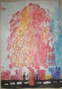 Art class 3 - Autumn